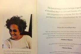 001 29712606991 5ca5892526 B Essays By Arundhati Roy Essay Sensational