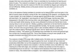 001 63715 Essay Fadded41 Example Breathtaking Frankenstein Prompts Argumentative Topics