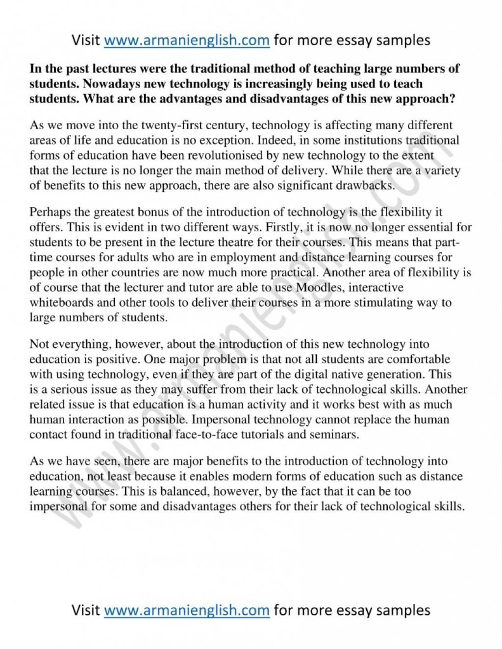 001 791x1024 Essay Example Advantages Formal Stupendous Education Large