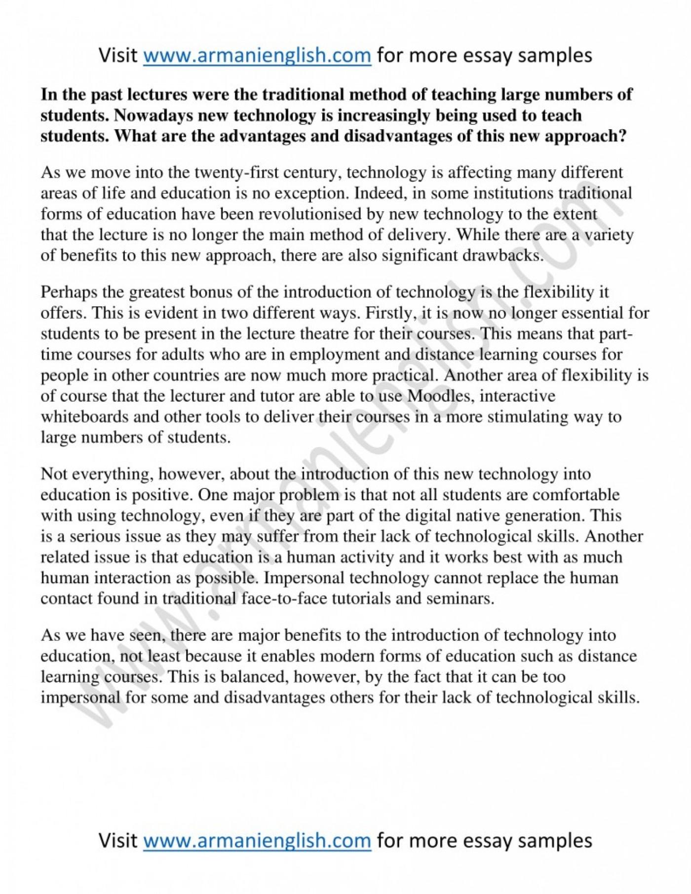 001 791x1024 Essay Example Advantages Formal Stupendous Education 1400