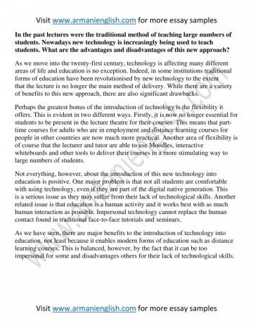 001 791x1024 Essay Example Advantages Formal Stupendous Education 360