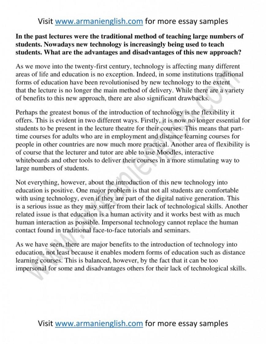 001 791x1024 Essay Example Advantages Formal Stupendous Education 868
