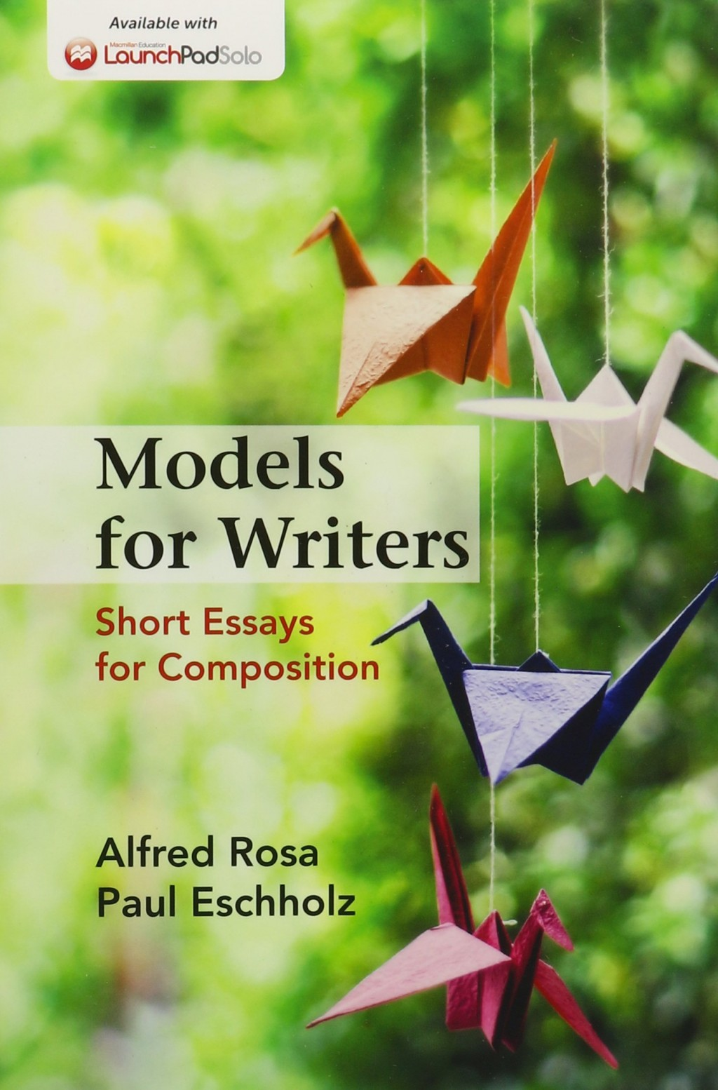 001 81truyjdqfl Models For Writers Short Essays Composition Essay Singular 12th Edition 13th Pdf Large