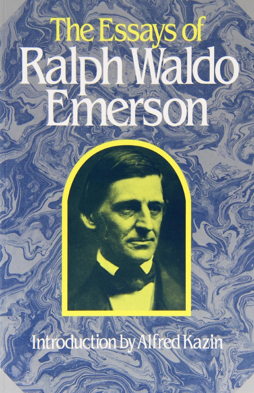 001 91blpvu4wrl Essay Example Emerson Dreaded Essays Ralph Pdf First Series Summary Waldo Nature Large