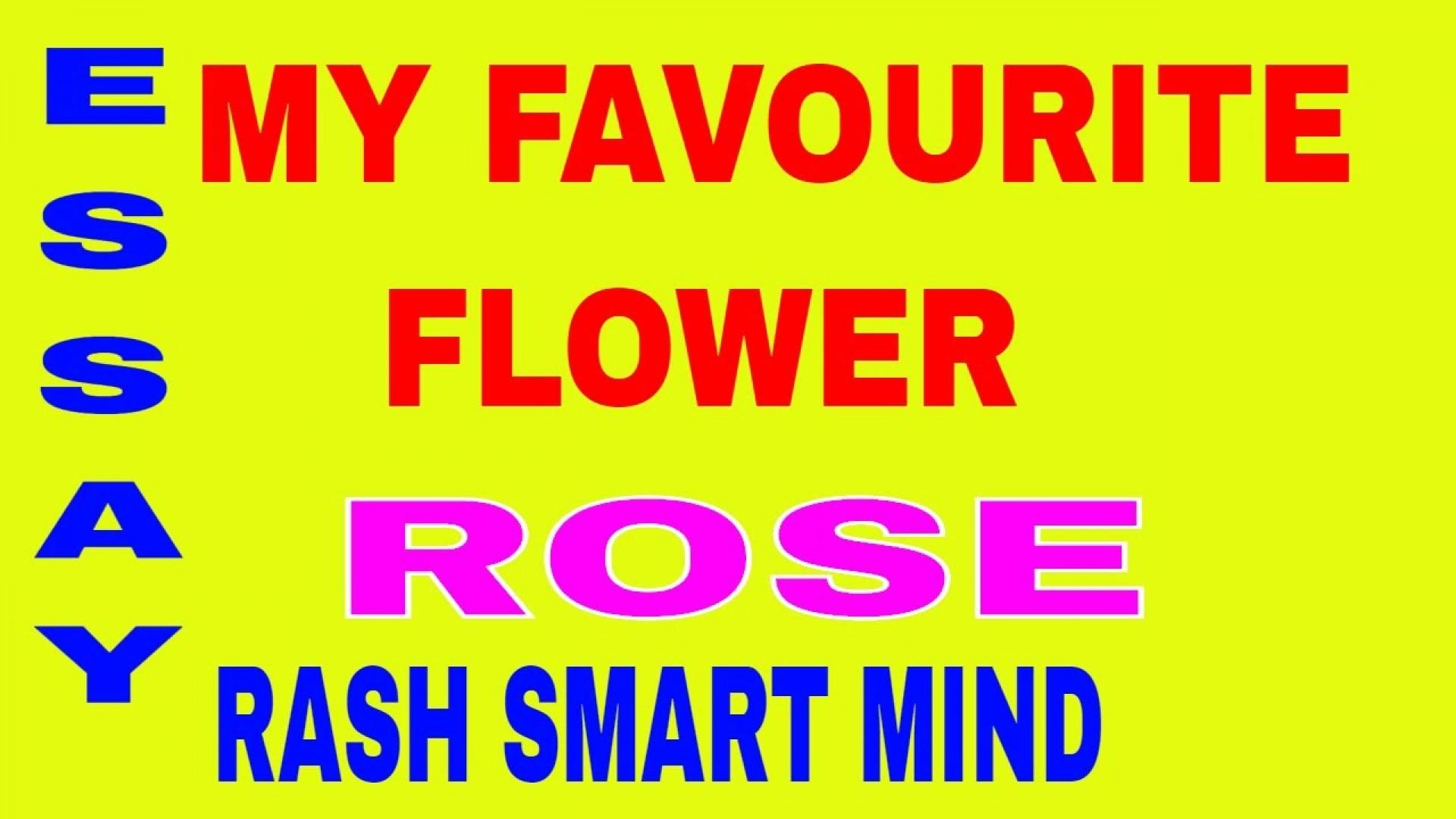 001 About Rose Flower Essay Example Unbelievable In Marathi Kannada Language 1920