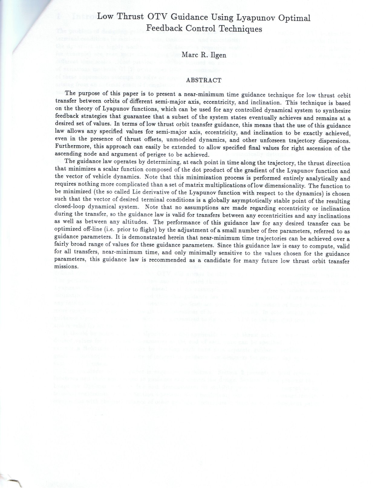 001 Abstract Page1 What Is An Page In Essay Stunning Full