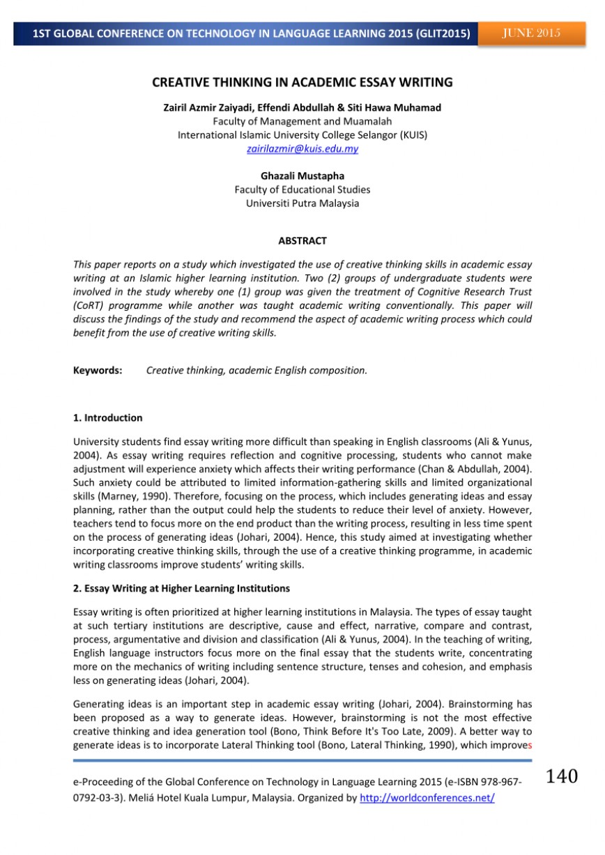001 Academic Essay Example Wondrous Layout Titles Structure Uk