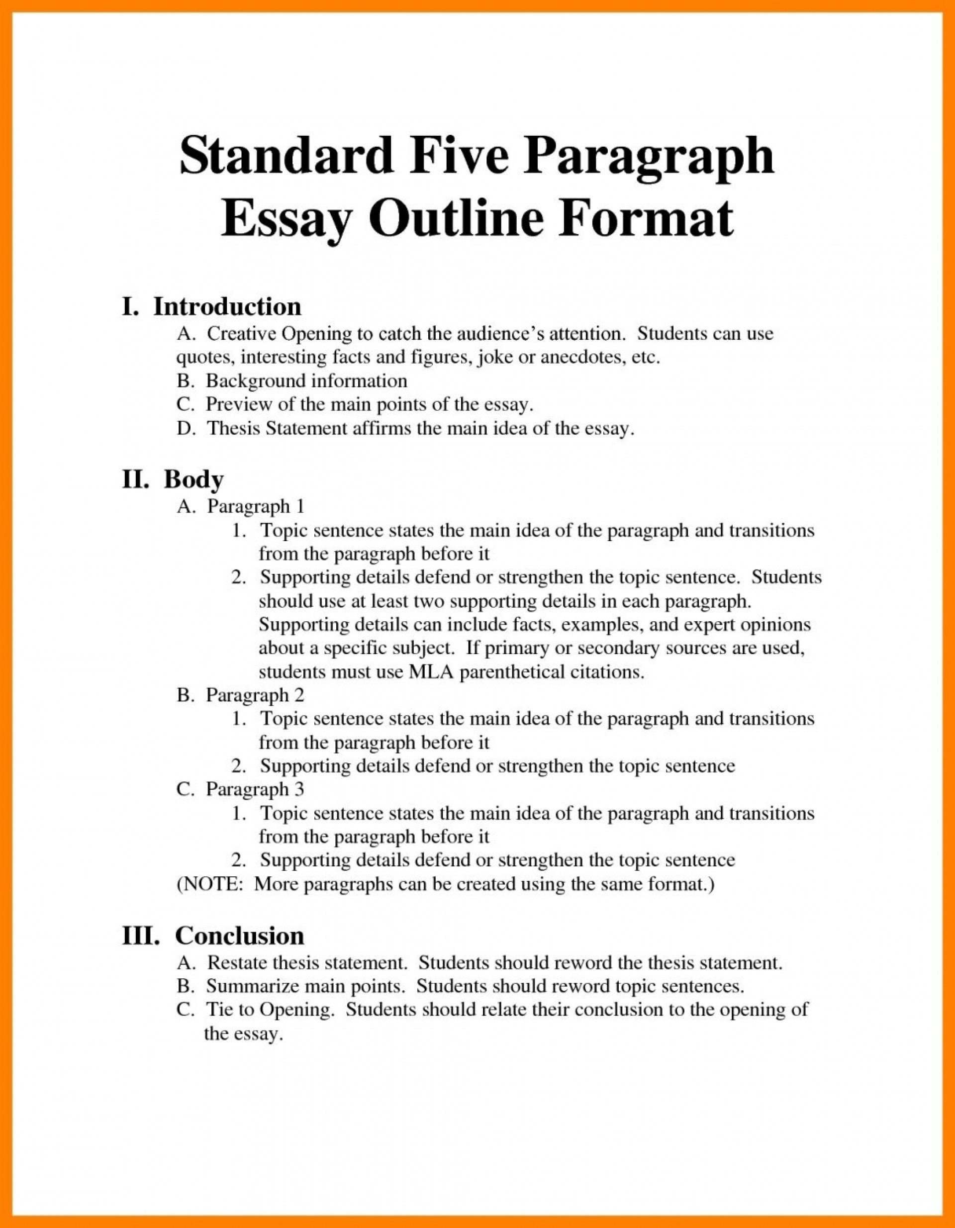 001 Argumentative Essay Format Example Outline Oracleboss Best Template Sample Pdf 1920