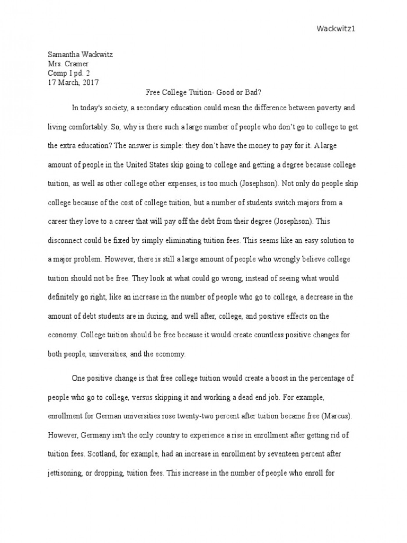 Essay on positive impact of social networking sites
