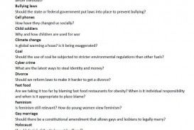001 Argumentative Research Essay Topics Singular Interesting For College Students
