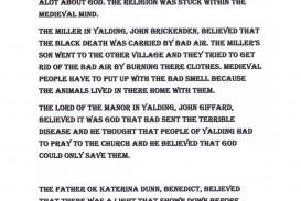 001 Black Death Essay Example History20level204202 120b Tcm8 Remarkable Topics Questions