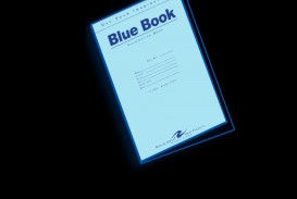 001 Blue Book Essay Example 1200px Magnificent Little Writing