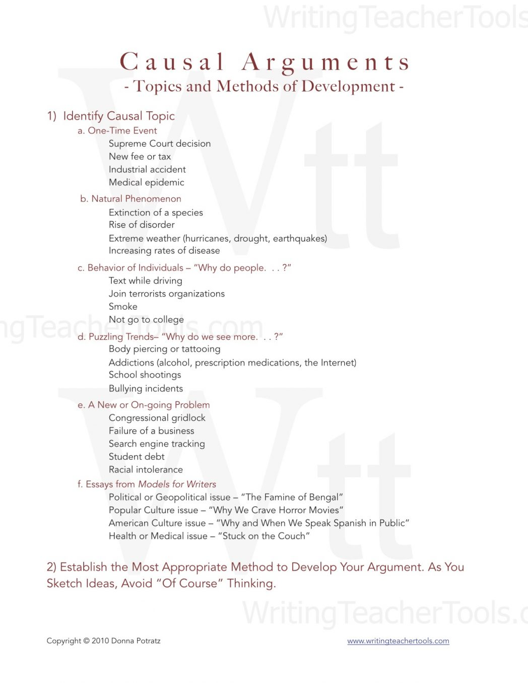 001 Causal Essay Topics Example Analytical Topic Ideas Of An Analysis Process For College Students Argument And Methods Develo Rare Chain Good Full