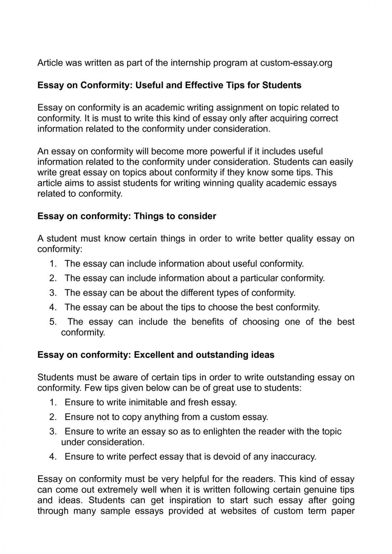 English essay books free