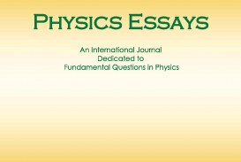 001 Cover 2014  Copy 2 Page Physics Essays Essay Rare Extended Topics Examples Wikipedia Crackpot