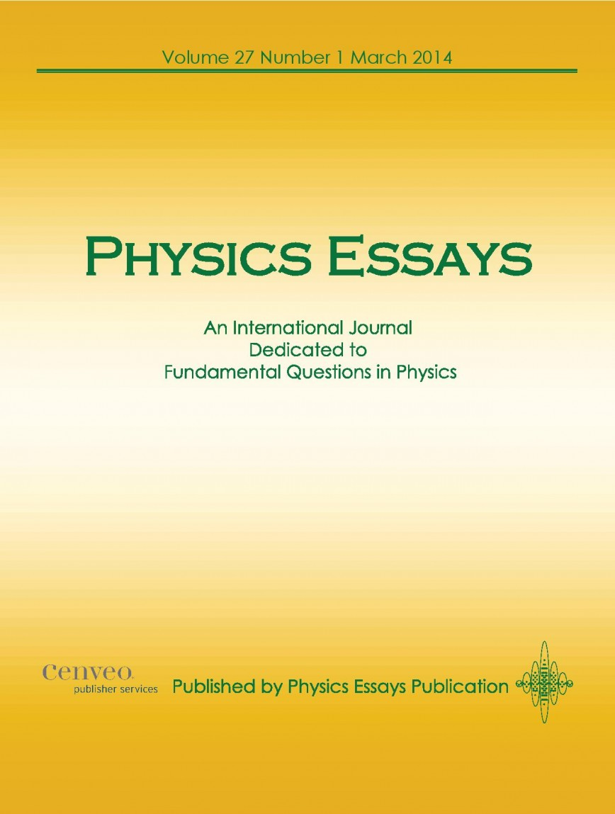001 Cover 2014  Copy 2 Page Physics Essays Essay Rare Wikipedia Examples Of Extended Quantum Topics