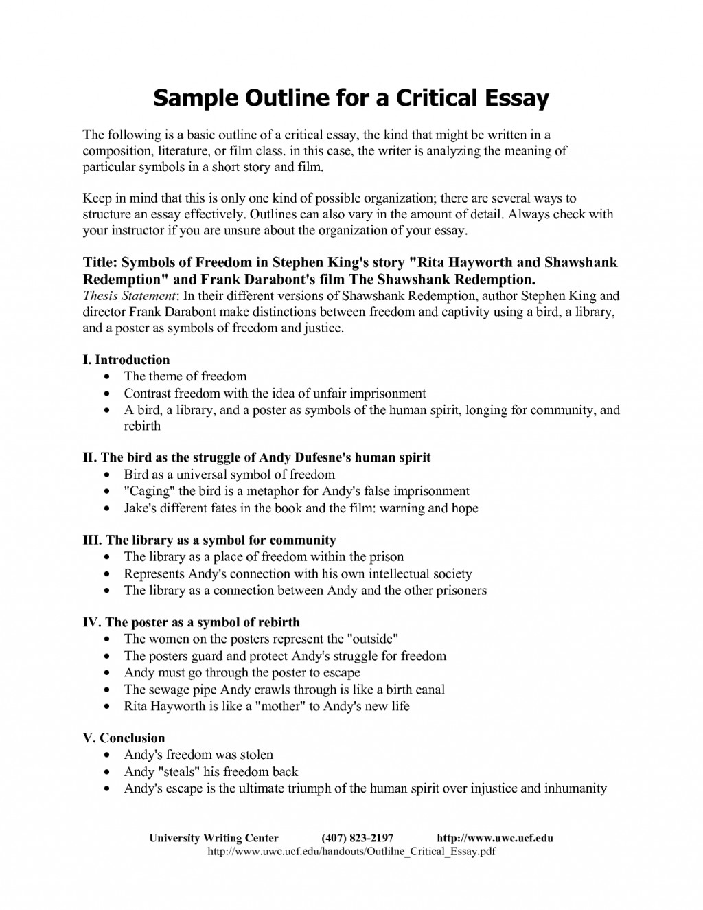 001 Critical Essay Outline Format 130831 Example How To Begin Amazing A Review Structure Response Large