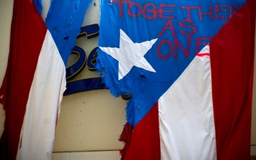001 Damaged Puerto Rican Flag Ap Img Essay Example Racism In Remarkable Rico 360
