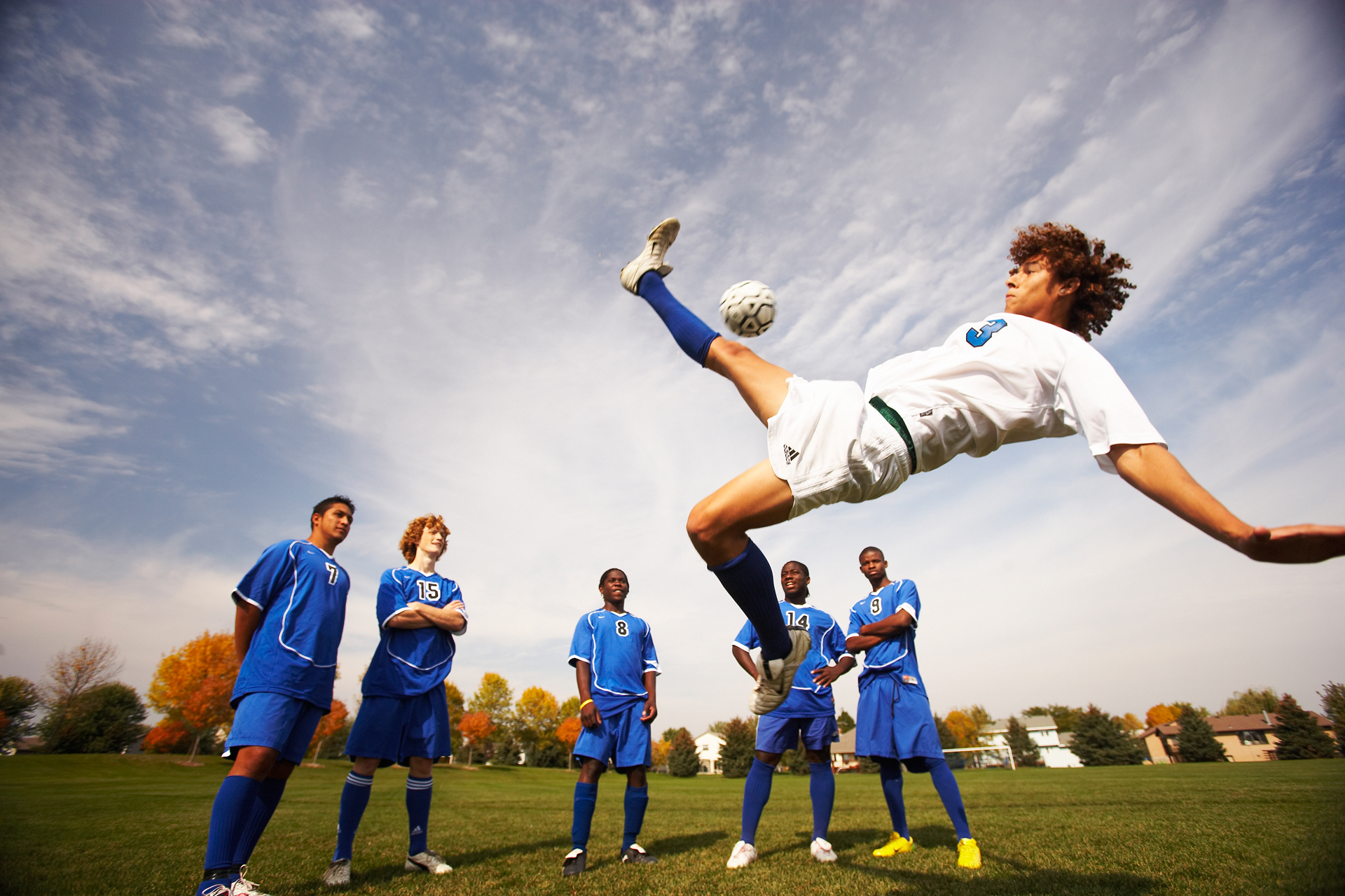 001 Dctc Mens Soccer Essay Example Vs Football Compare And Excellent Contrast Full