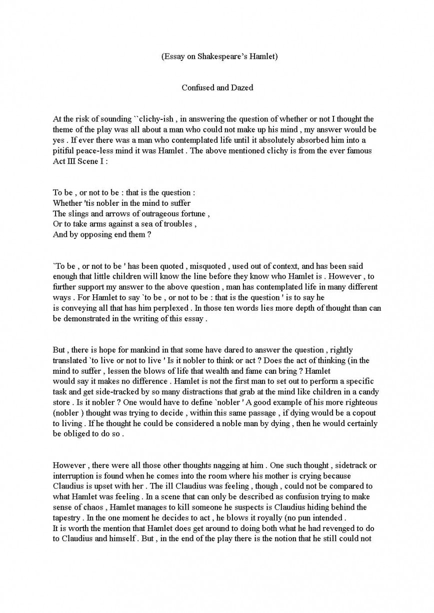 001 Drama Essay Sample Example How To Write Marvelous A Poetry Gcse Level Ppt