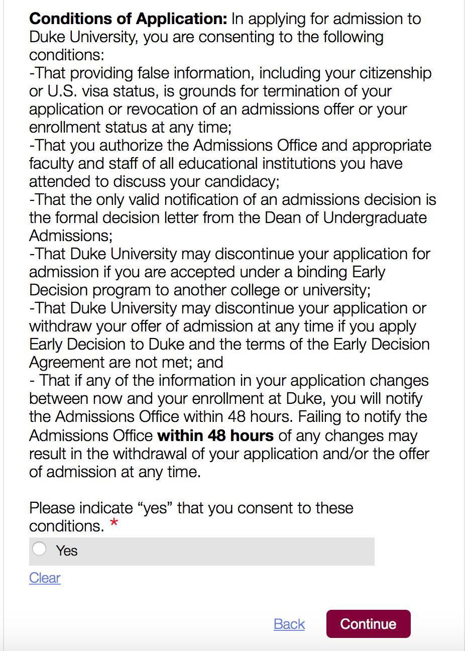 001 Duke Supplement Essay Screen Shot At Pm Fearsome Collegevine Example Supplemental Reddit Full
