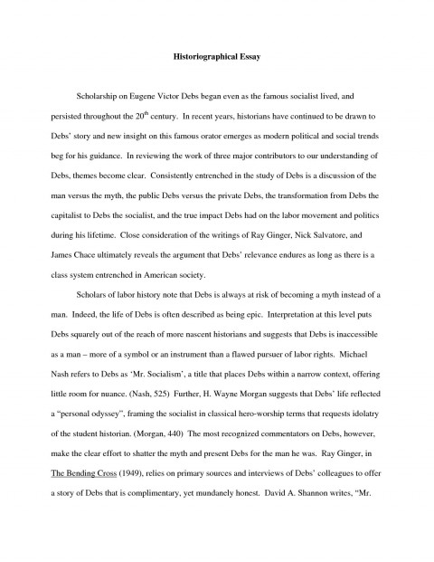001 Epeiooslsh Essay Example Remarkable Historiographical Sample Historiography 480