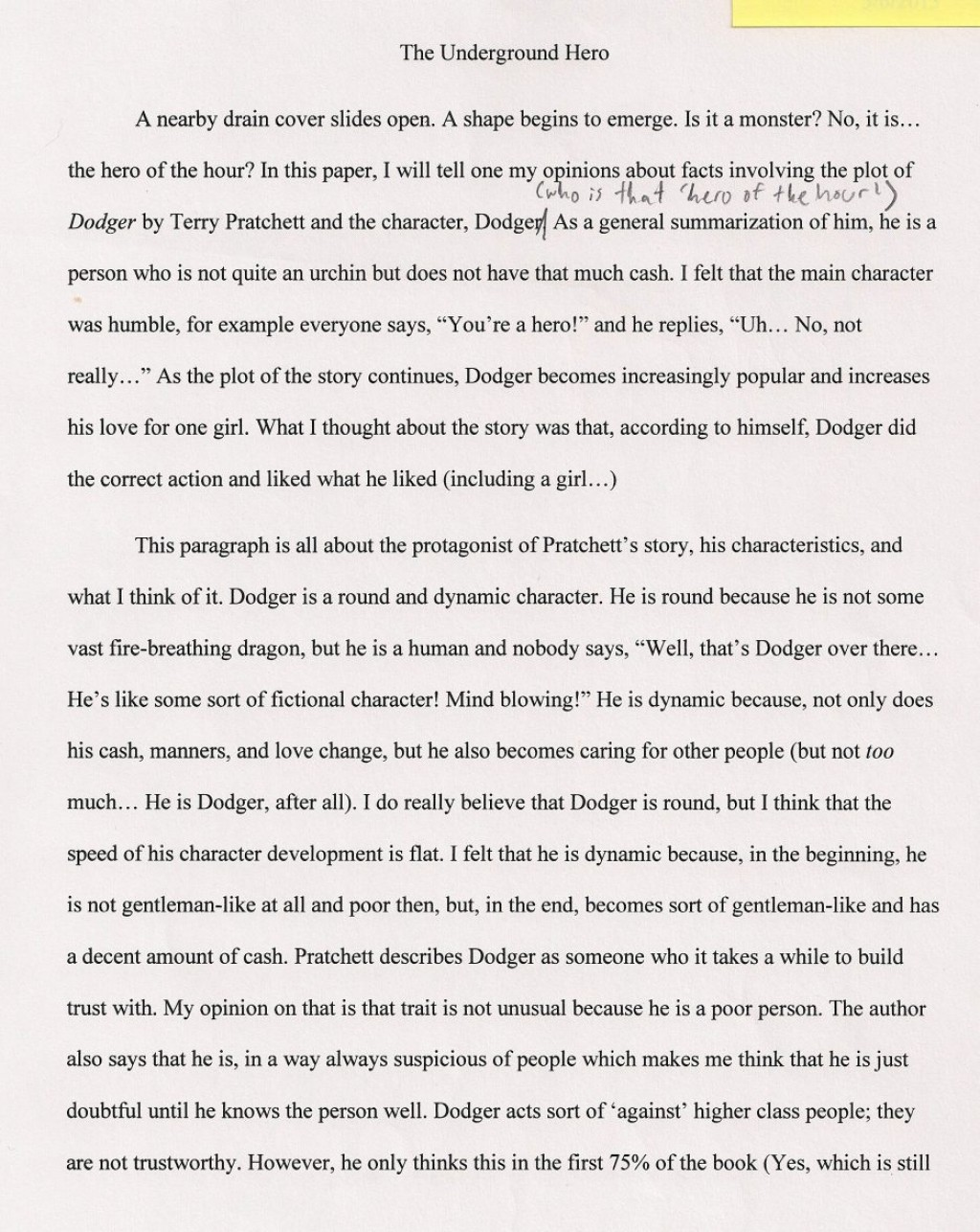 001 Essay About Real Life Heroes The Underground Hero National On Heros Journey Define Is Odysseus My True Oedipus Tragic Mom Conclusion Good Okonkwo Beowulf Example Defining Definition 936x1176 Fascinating Unsung In Secret As A Large