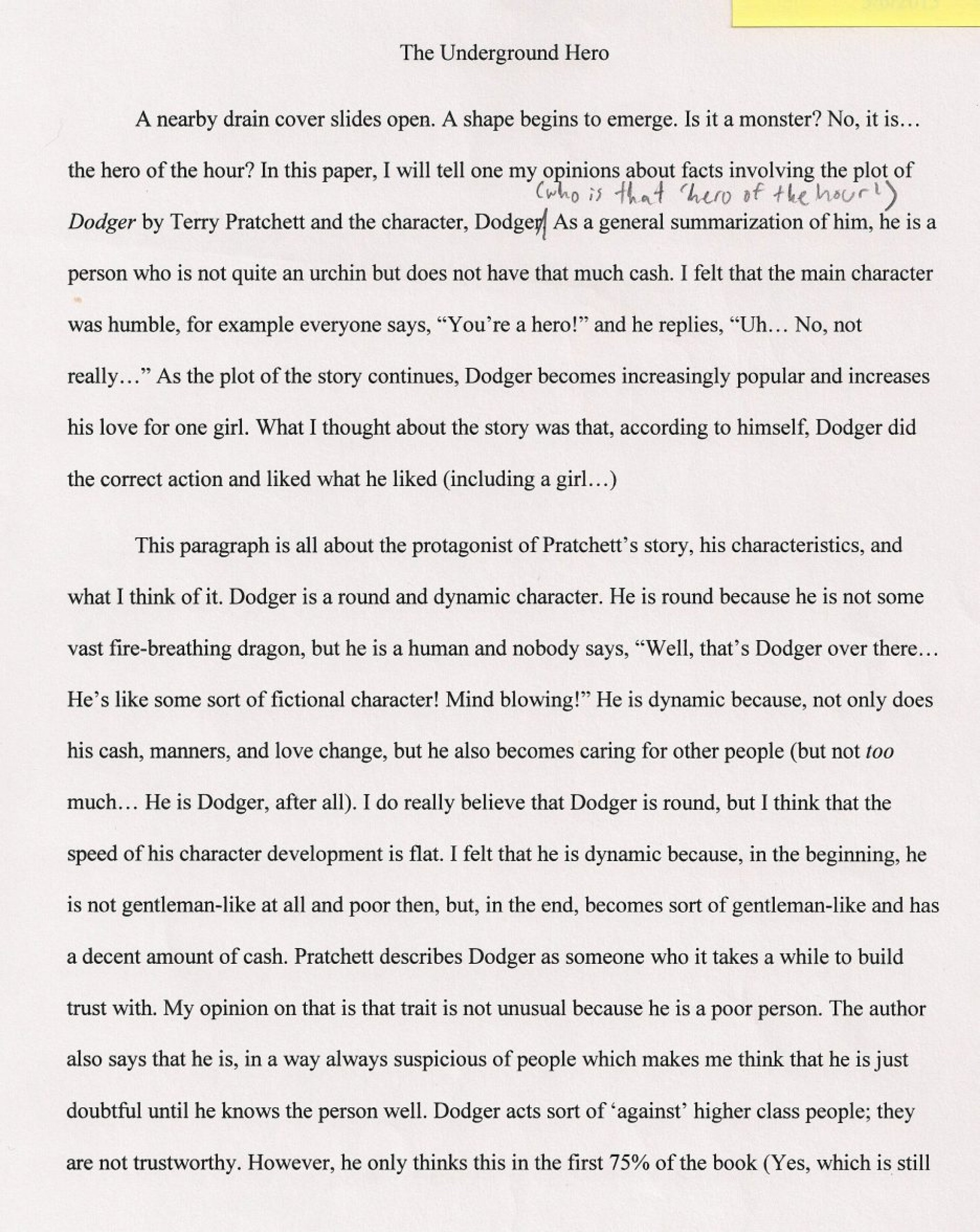 001 Essay About Real Life Heroes The Underground Hero National On Heros Journey Define Is Odysseus My True Oedipus Tragic Mom Conclusion Good Okonkwo Beowulf Example Defining Definition 936x1176 Fascinating Unsung In Secret As A 1920