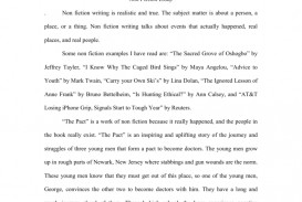 001 Essay Example 008040169 1 Imposing Fiction English 102 Writing Prompts For Middle School High