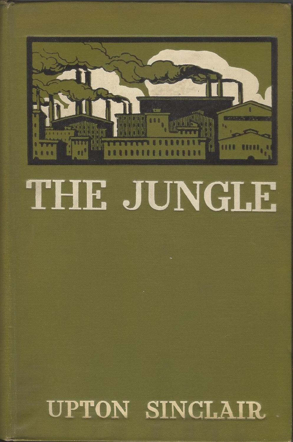 001 Essay Example 17851368289format1500w The Jungle Upton Sinclair Book Rare Review Full