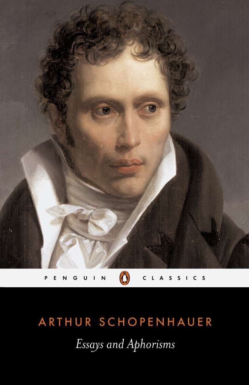 001 Essay Example 61iwcxsw0tl Essays And Frightening Aphorisms Pdf Schopenhauer Full