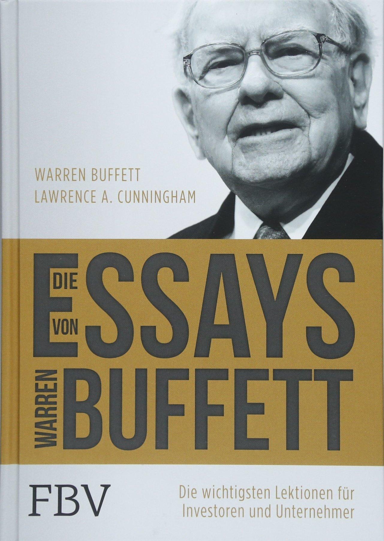 001 Essay Example 81hgobz2bc1l Die Essays Von Warren Archaicawful Buffett Pdf Full