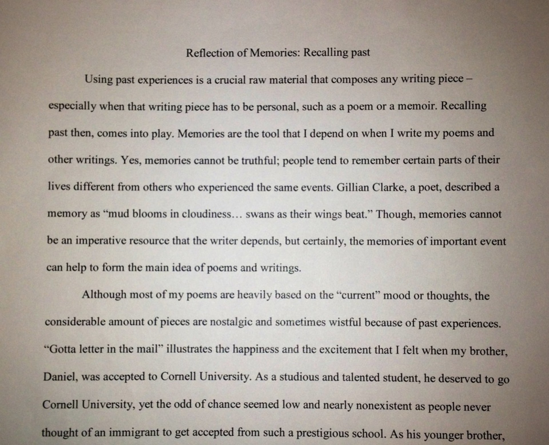001 Essay Example 974774 Orig411 Taking Top Risks Writing In Business Narrative 1920