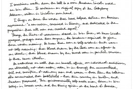 001 Essay Example Abraham Lincoln Potus Gettysburg Web 2013 Imposing Research Paper Thesis Sat For School