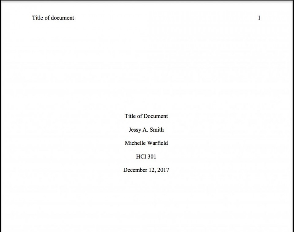 016 ama essay format example