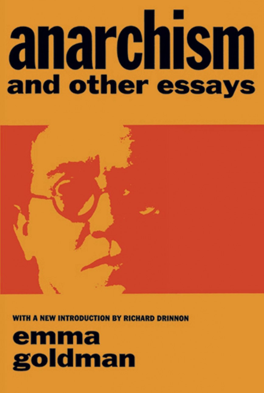 001 Essay Example Anarchism And Other Essays Incredible Audiobook By Emma Goldman Summary