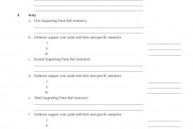001 Essay Example Argument Remarkable Outline Template Argumentative Pdf