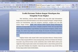 001 Essay Example Cara Menulis Astounding Membuat Argumentative Bahasa Indonesia Mudah Inggris