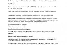 Ccot essay examples