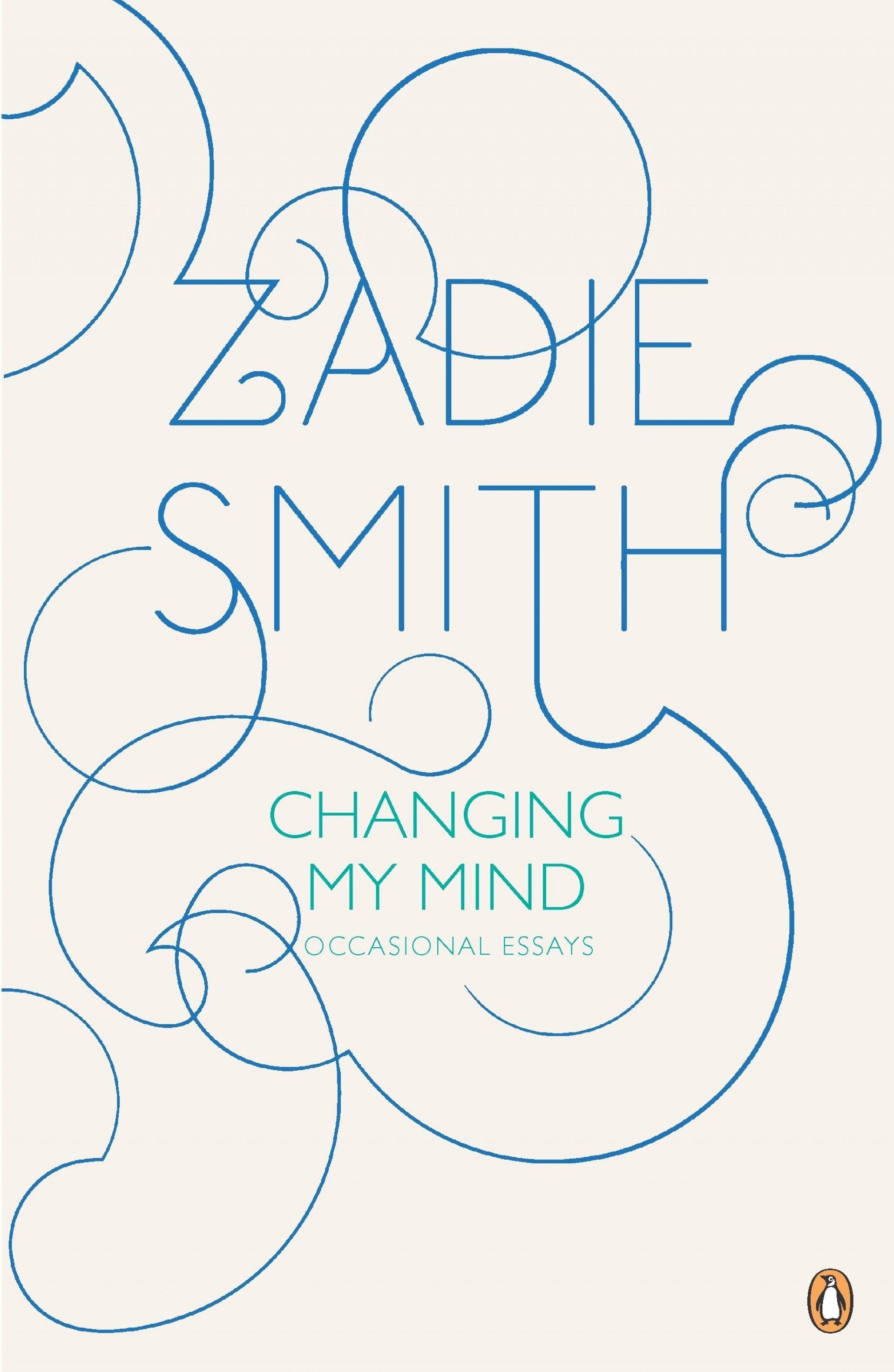 001 Essay Example Changing My Mind Occasional Essays Striking Pdf By Zadie Smith 1920