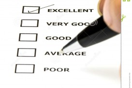 001 Essay Example Check List Survay Paper Close Up Angled Shot Survey Form Tick Excellent Box Customer Service Archaicawful My For Punctuation Errors Free On Turnitin Grammar