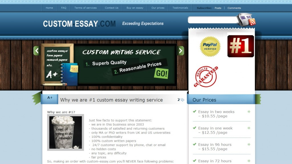 001 Essay Example Com Beautiful Comparison Expository Components Commentary And Analysis Large