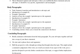 001 Essay Example Compare And Contrast Structure Stupendous Ppt Format Outline