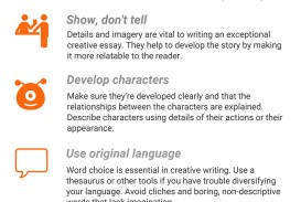 001 Essay Example Creative Tips For Imposing Examples Higher English Topics Grade 6 Writing Prompts Tumblr