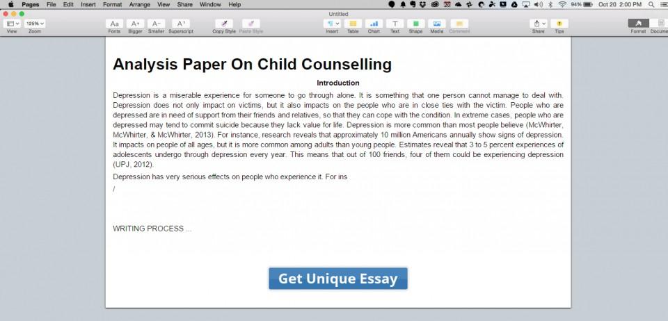 001 Essay Example Creator Breathtaking Photo Online Conclusion Generator 960