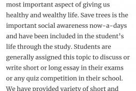 001 Essay Example Description Of Trees For Striking Essays