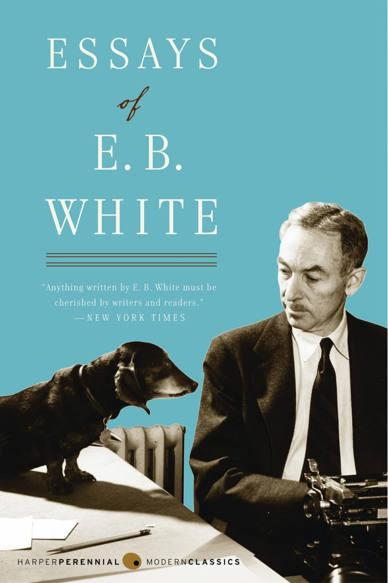 001 Essay Example Essays Of White Impressive Eb Table Contents Analysis White's Once More To The Lake Full
