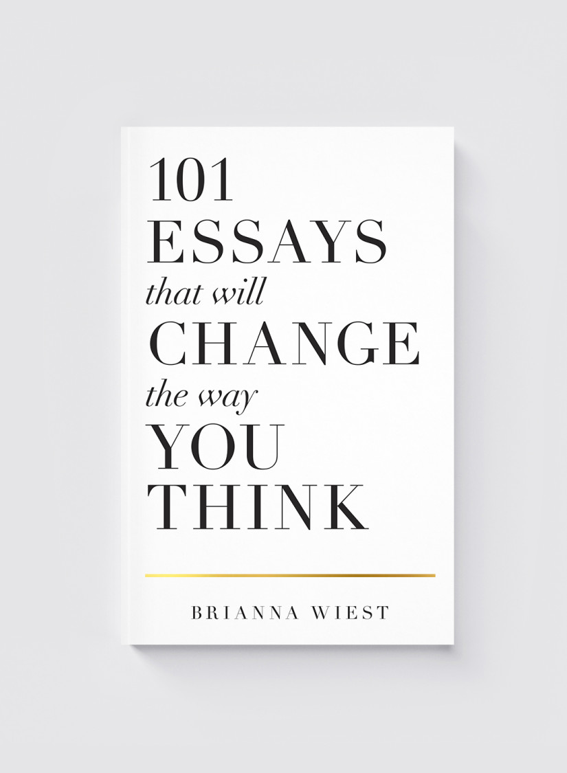 001 Essay Example Essays That Will Change The Way You Think Book Unusual 101 Depository Barnes And Noble Review Full