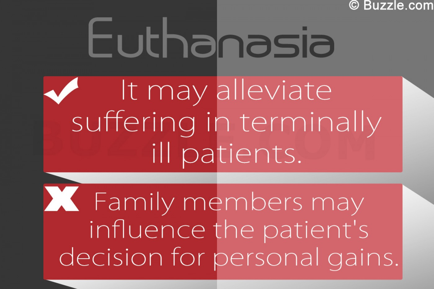 001 Essay Example Euthanasia Pros And Cons Magnificent 1400