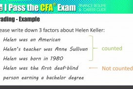 001 Essay Example Exam Level Overview And Prep Tips Stirring Cfa 3 Sample Questions Examples